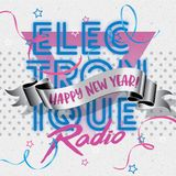 "ELECTRONIQUE RADIO NEW YEARS EVE 2018 [31/12/17] 12"" 80s 
