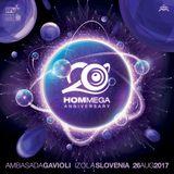 Reaky - Live @ Ambasada Gavioli - 26.08.2017 - Radioactive Vibes pres. Astrix, Juno Reactor & more..