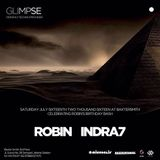 Robin (Basement House/House Cartel) live @ Glimpse (July 16th 2016 at Baxter Smith)