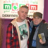 Steve Blackstone show with special guest Mike Bayley Hughes 05:03:2013