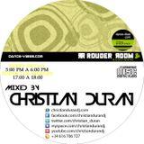 CHRISTIAN DURÁN - LIVE@ROUDER ROOM RADIO SHOW (01-03-14)