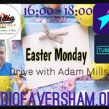 Easter Monday Drive with Adam Mills - 22nd April 19