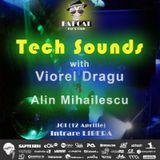 Viorel Dragu b2b Alin Mihailescu @ Fat Cat - 12.04.2012