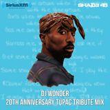 DJ Wonder - 20th Anniversary Tupac Tribute Mix