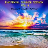 EMOTIONAL SUMMER SESSION VOL 4 - Sunset Clear Voices -
