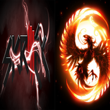 Skrillex (mix) - AstroFenix #2