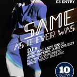 DJ ANDY MAC - SAME AS IT EVER WAS PREVIEW