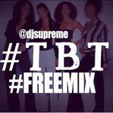 #FREEMIX On #TBT On 93.7 WBLK