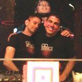 Go BANG!'s Steve Fabus & Sergio Fedasz Celebrate Sylvester 2012
