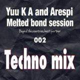 Yuu K Akatsuki & Arespi Melted Bond Session 002, beyond the countries best partner