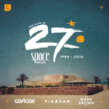 Space Ibiza CD 2016 - Mark Brown Mix Sampler
