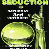 Micky Finn Seduction 3rd Oct 1992