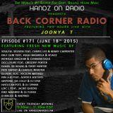 BACK CORNER RADIO: Episode #171 (June 18th 2015)