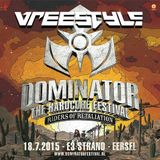 Dominator festival - Riders of Retaliation | DJ contest mix by Vreestyle