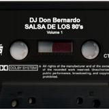 El Mixtape Salsero de Don Bernardo - Emisión 009 (Salsa de los 80's - vol. 1)