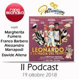 Poltronissima - 4x12 - 19.10.2018 - Leonardo e la Magia del Tempo