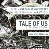 R/W Live Report. 002 — Tale Of Us (Life And Death)
