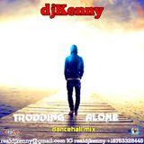 DJ KENNY TRODDING ALONE DANCEHALL MIX JUL 2017