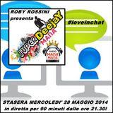 Superdeejay Manà by ROBY ROSSINI -RELOADED puntata di Mercoledi' 28 Maggio 2014