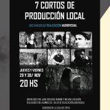 Mirada de Artista-Informa Malvina Calderón sobre 7 Cortos de Producción Local en Casa del Poeta