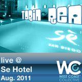 Torin Rea live at Hotel Se, San Diego