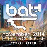 BatT - Electro House MiniMix - November 2014