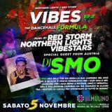 DJ Smo live @ AlMulino / Udine (Nov. 2016) w/ Northern Lights // Red Storm // Vibe Stars