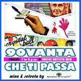 90VANTA CHE TI PASSA   01-07-16