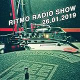 Ritmo Radio Show - 02.02.2019 - Bohn Jelushi in the mix