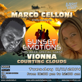 SUNSET EMOTIONS 113.4 (11/11/2014) - Special Guest VIONNA