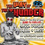 Jimmy Thunder - Kung Foolery - Renegade Radio Mar 2014