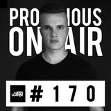 Luppi Clarke - Prodigious On-Air #170