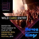 Emerging Ibiza 2014 DJ Competition - Steven Kings