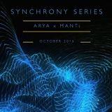 SYNCHRONY SERIES: ARYA x MANTi   October 2016