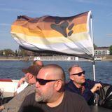Bearsboat. 30.04.2017 Eurobearpride Cologne