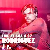 Rodriguez Jr. | Goa 19 Aniversario | Discovery | 24 Noviembre 2013