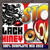 BLACK CHINEY & STONE LOVE - %100 DUBPLATE JUGGLIN' (2010)