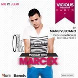 Marcex (Set Vicious Radio by Manu Vulcano) The Hole Music