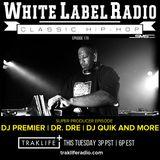 White Label Radio Ep. 179