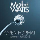 Open Format - Summer Fall 2018