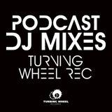 Turning Wheel Rec Podcast 006 mixed by Fritz Fridulin