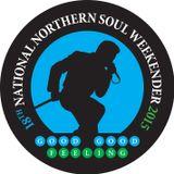 Australian National Northern Soul Weekender 2015 CD
