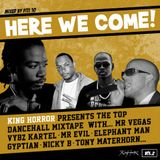 King Horror Sound - Here We Come vol.2 2010