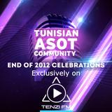 01. #TAC12 Celebrations on TenziFM - Aurosonic Guestmix [23.12.2012]