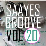 SAAYES - GROOVE VOL 20 (FULL SET)