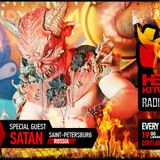 SA†AN - Hell Kitchen Radioshow mix 19.12. 2013