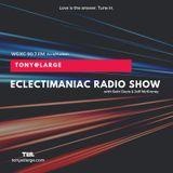 ECLECTIMANIAC Radio Show 20170619: Love Connie