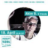 Absolut Soul Show /// 18.04.18 on SOULPOWERfm