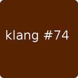 klang#74