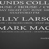 The Sounds Collective Deep House,House and Chillout presents Helly Larson
